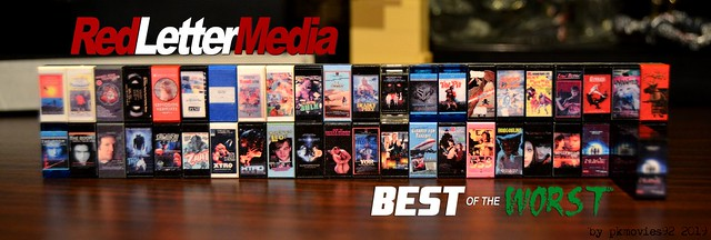 LEGO Best of the Worst - VHS tapes, DVDs and Blu-Rays