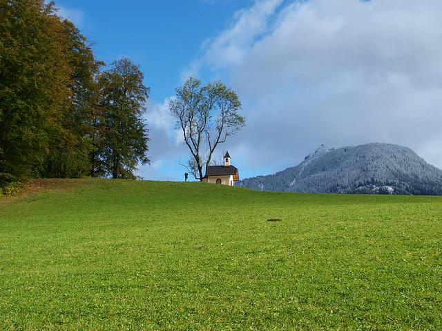 Berchtesgaden Kirchleitnkapelle