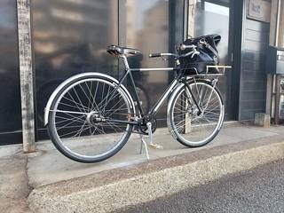 Mr.G's Urban bike   by Rew10works