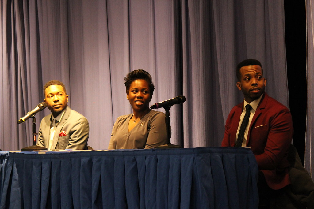 2nd Annual Black Engineers Panel