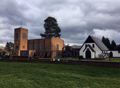 All Saints Church and Canada Hall, Merstham ... 94 of 365 | by cooliceblue