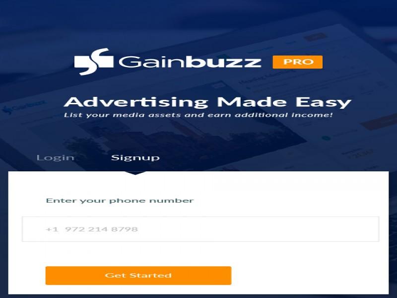 Gainbuzz Inc