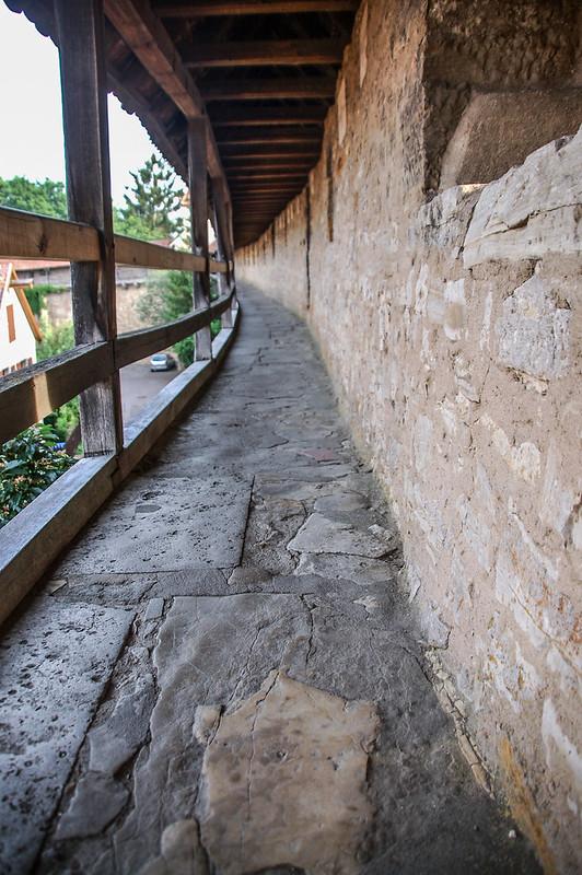 羅騰堡城牆 4