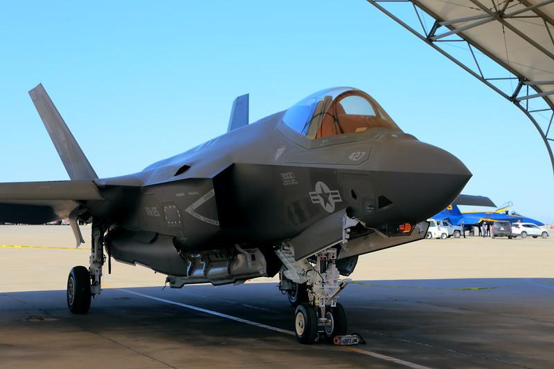 IMG_8892 F-35C Lightning II, NAF El Centro Air Show