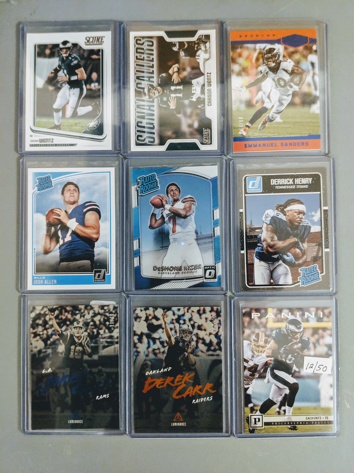 39c501af FS 400+ Inserts SPs Autos Relics $.25 and up! - Blowout Cards Forums