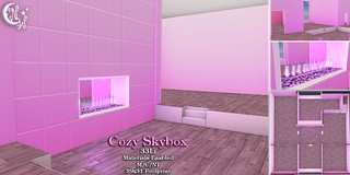 *NW* Cozy Skybox Pink | by NeverWish
