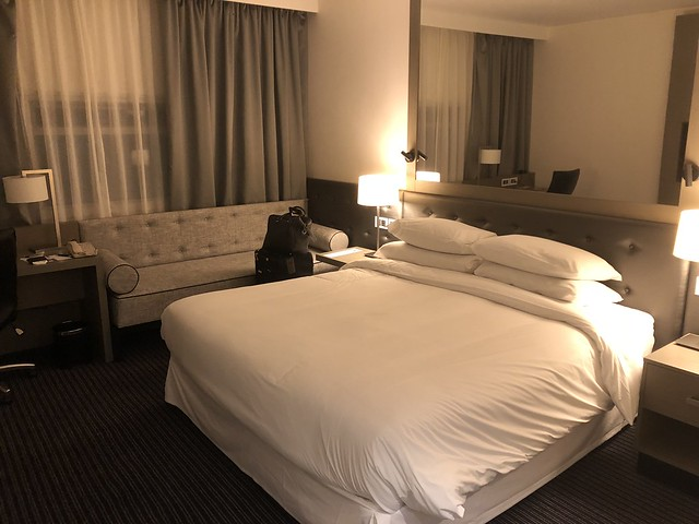 Club Room -Sheraton Heathrow