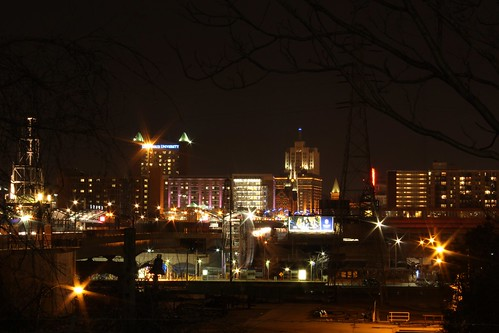 Midtown at Night | by Building St. Louis