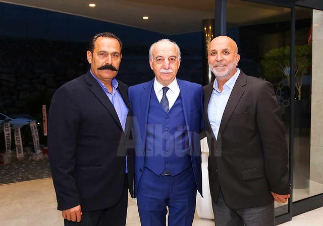 Recep Erdoğan, Hasan Uysal, Hasan Çavuşoğlu