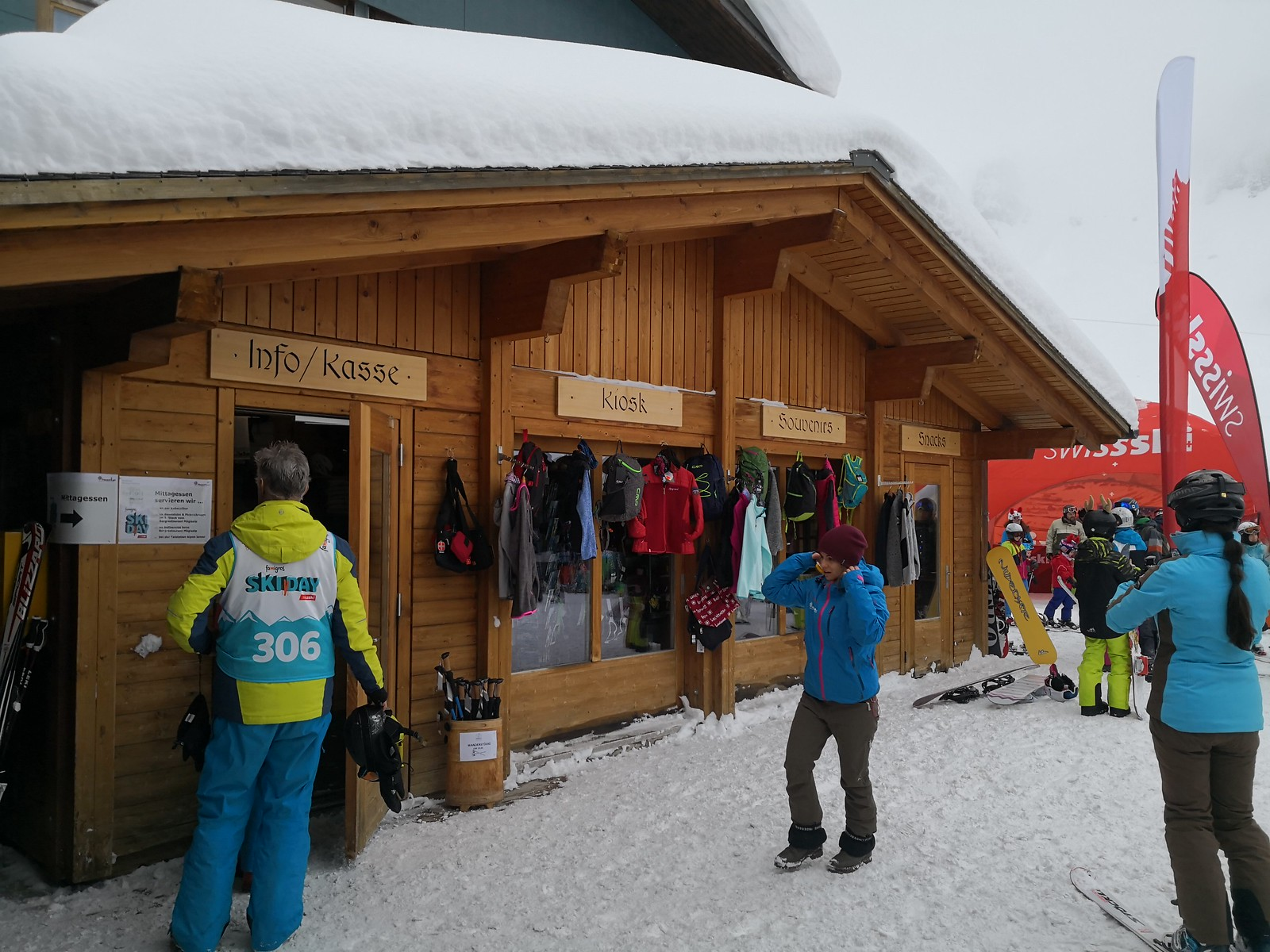 Store at Mägisalp