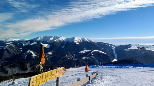 donovaly slovakia slovensko 2019 ski skiing snow landscape nature mountain winter nová hoľa parksnow lenovo moto g5