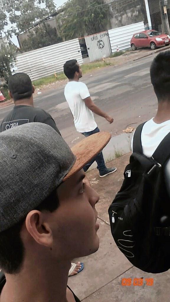 Fernando Cardoso Coelho Danilo Benaion Thiago Moura Lucas Tavares Amapá Macapá