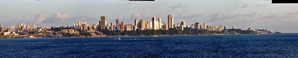 AllSaintsBay- Salvador Skyline