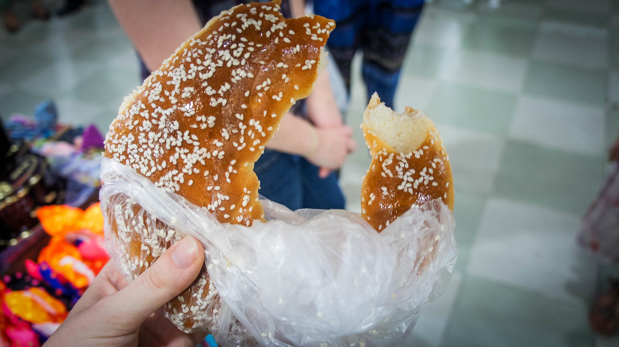 Bazaar snack : )
