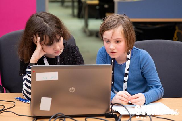 STEMettes Hack Chorley @ DXC Technology
