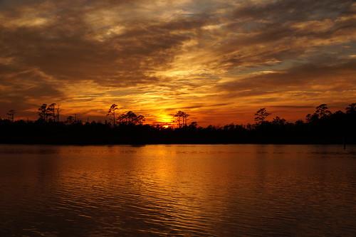 sunset spectacularsunsetsandsunrises cloudsstormssunsetssunrises cloudscape fairfieldharbour northcarolina northwestcreek sony sonyphotographing sonya58 creek