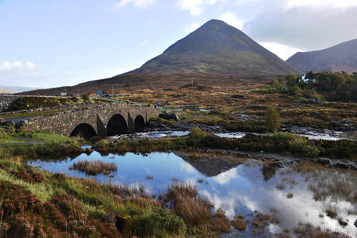 Bridge, Skye, Scotland   by BuzzTrips