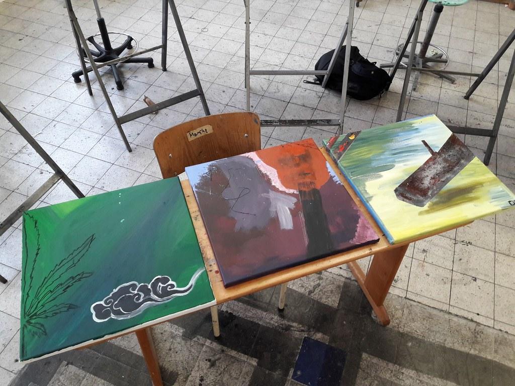 sessie 3 schilderen op doek (32)