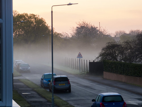 Fog   by Ray Duffill