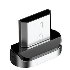 Magnetische micro USB connector stekker oplaadsnoer oplader