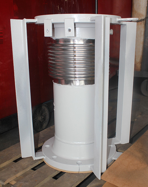 Single Expansion Joint Designed for a Refinery in Korea