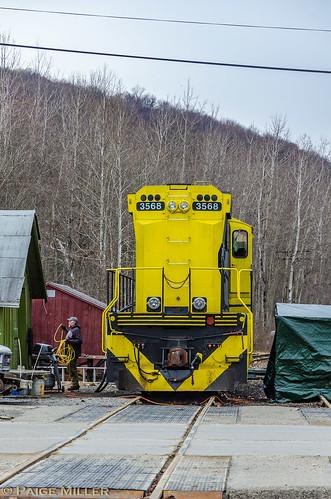 diesellocomotives locomotives oilcreekandtitusvillerr pennsylvania railroad titusville unitedstates