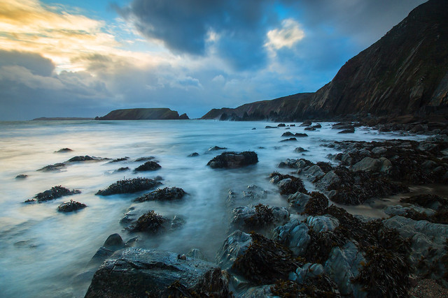 Marloes Sands - Pembrokeshire.
