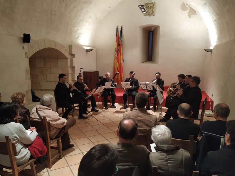 (2019-02-10) Concierto de cámara en el Castillo - José Vicente Romero Ripoll (2)