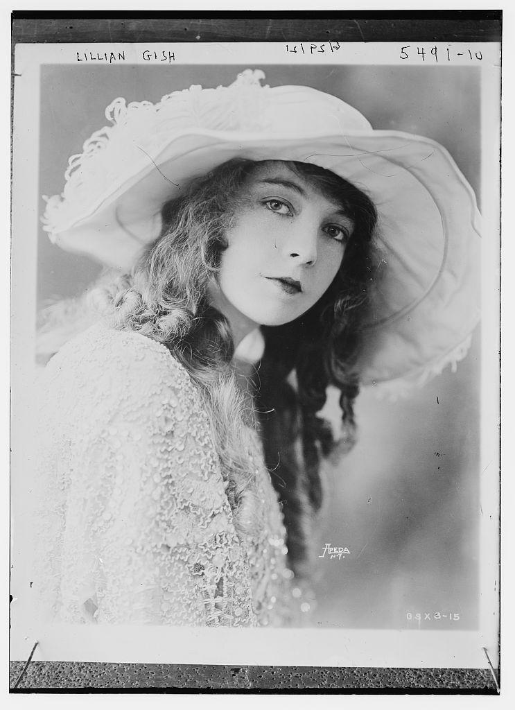 Lillian Gish, 6/29/21 (LOC)
