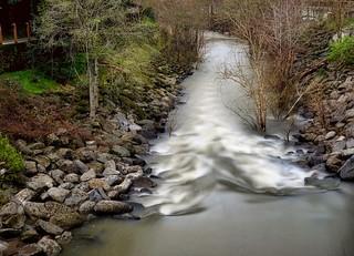Santa Rosa Creek Color   by The Digital Story