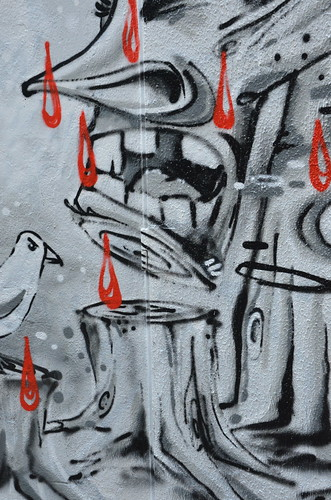 marseille paca bouchesdurhône graffiti streetart arbre v2000