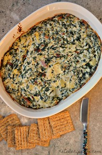 Baked Spinach Dip 2 | by katesrecipebox