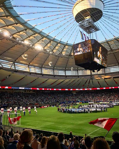 #WhitecapsWednesday looking forward to Friday #VWFC @whitecapsfc @mls @bcplacestadium #latergram | by John Bollwitt