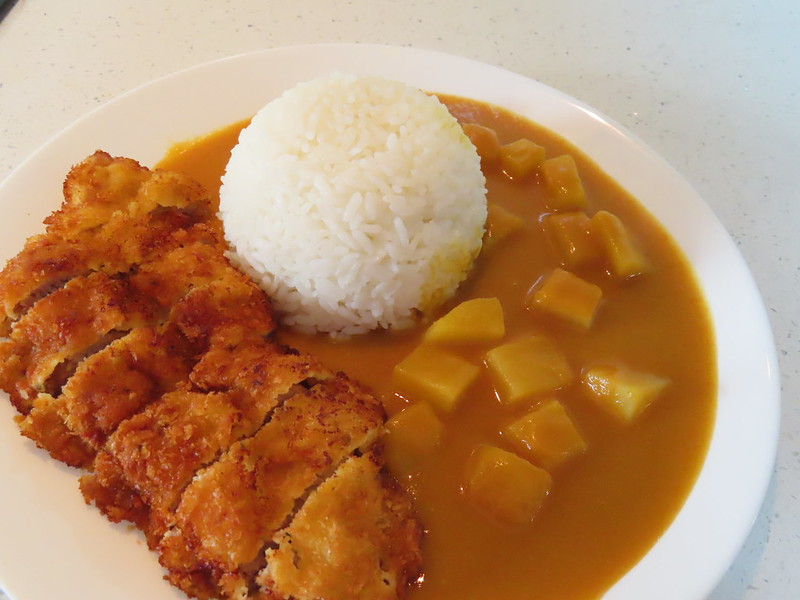Curry Pork Chop Rice Cooking For Fun