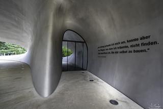 Entrace to Porsche Pavillon - Autostadt Wolfsburg - Germany | by R.Smrekar
