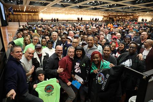 Albany Lobby Day 2019