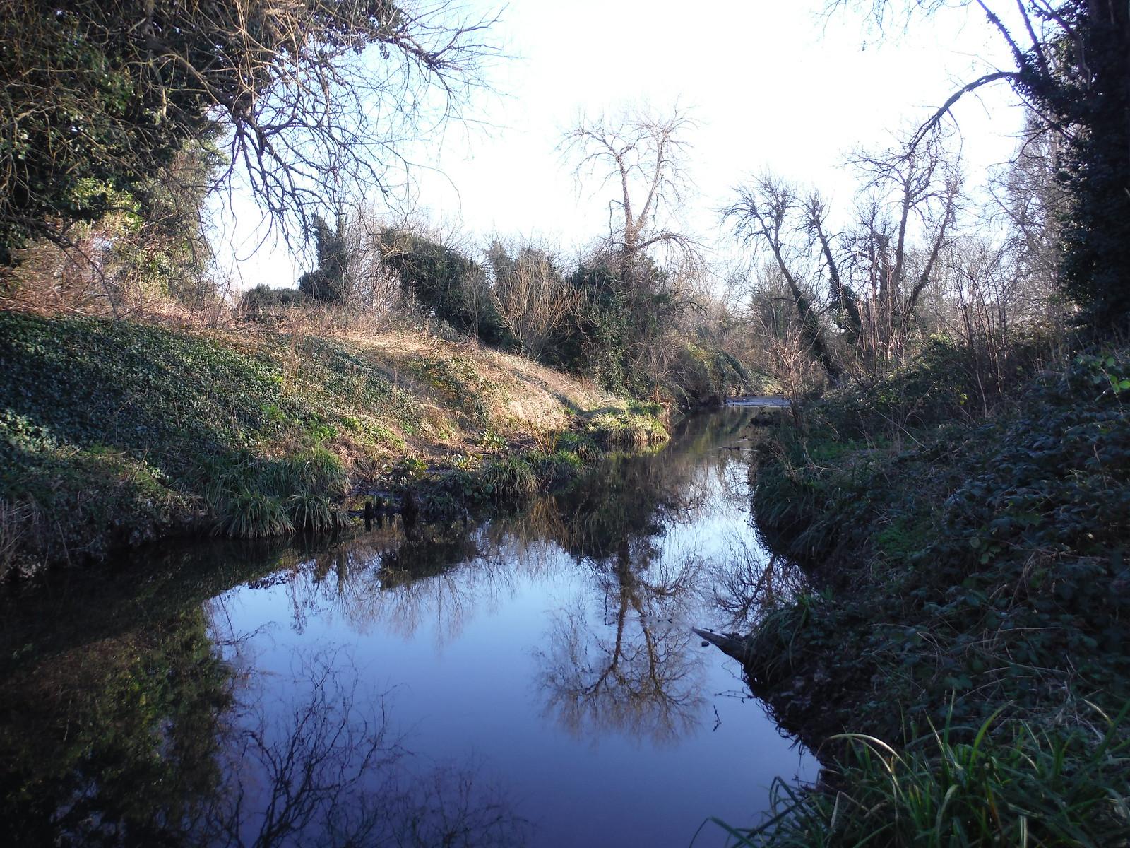 River Ravensbourne, Catford SWC Short Walk 36 - Waterlink Way (Lower Sydenham to Greenwich)