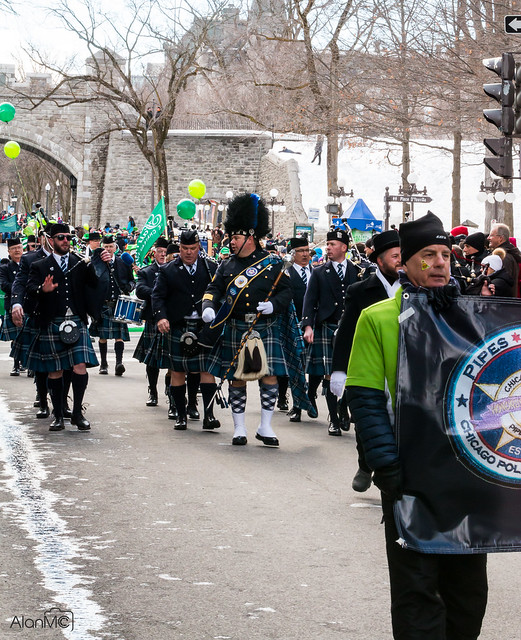 Chicago Pipes and Drum
