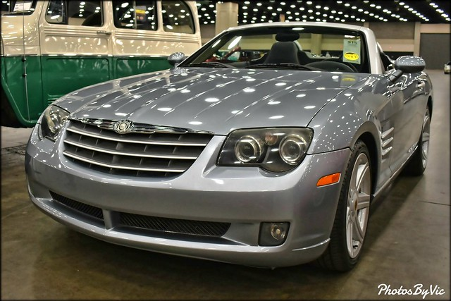 2004 Chrysler Croosfire Convertible