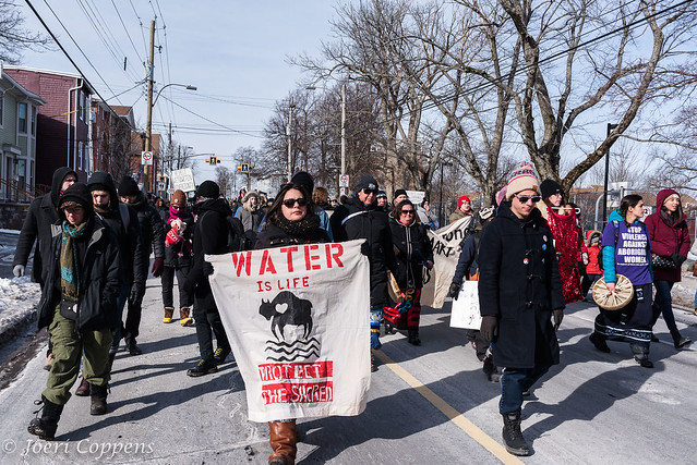 Indigenous Rights March