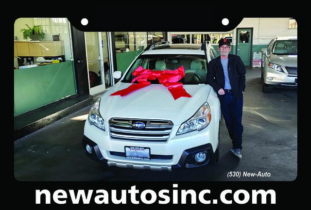 2013 Subaru Outback 2.5l Premium