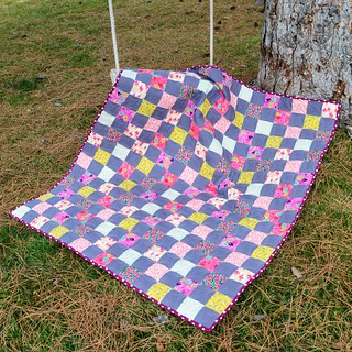 Simple Patchwork - Swing