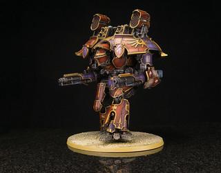 Legio Vulpa Warlord Titan | by Jay Adan