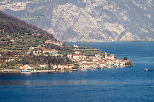Iseo Lake - Carzano   by Antonio Violi