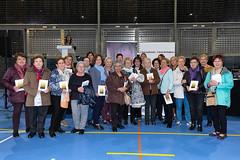 7-03-19 Reconeixement Dones Jubilades Dia Dona