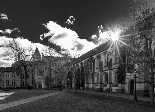 stone sun monochrome princetonuniversity campus architecture mccoshhall bw nj princeton newjersey unitedstatesofamerica us