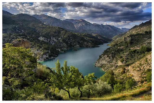 Embalse del Portillo (Sierra de Castril)