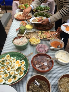 Ahus lunch buffet | by DarleneEats