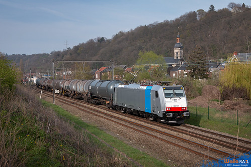 186 503 db cargo nl e48578 ligne 40 cheratte 6 avril 2019 laurent joseph www wallorail be