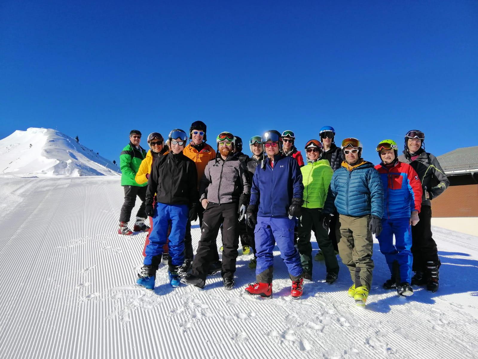 Skiclubausflug 2019 Rinderberg